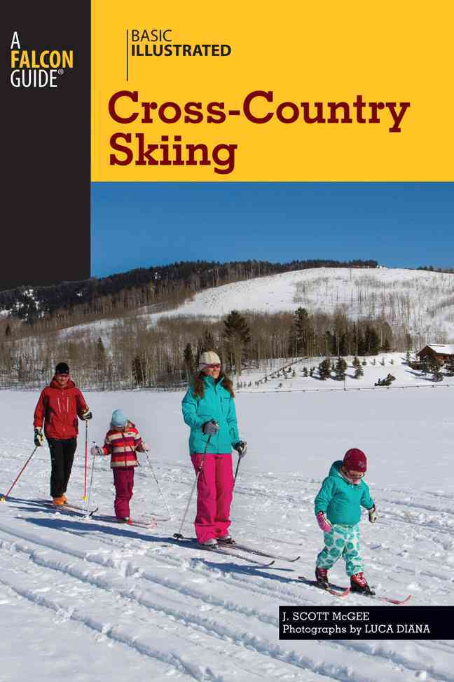 Basic Illustrated Cross Country Skiing By Mcgee, J. Scott/ Diana, Luca (PHT)